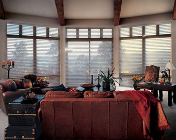 hunter douglas eclectic window treatments and draperies eclectic draperies