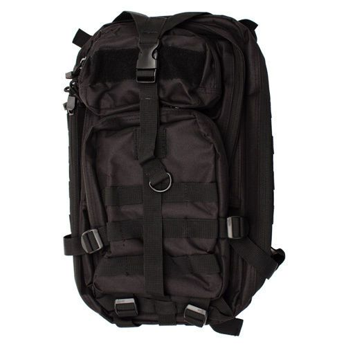 Hunting-Backpack-Small-Tactical-Backpack-military-grade-Pack-waist-straps-black