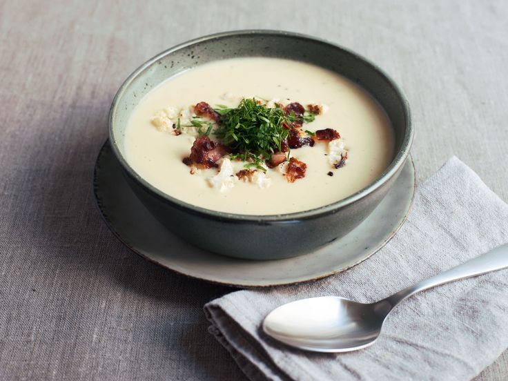 A comforting dish for the cold months, I love the spicy kick of horseradish in this classic soup!