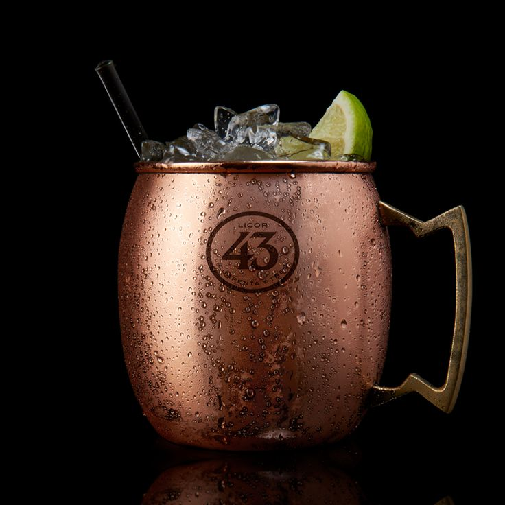 Stir Licor 43 with ginger beer and lime juice to make the Spanish Mule 43, a simple cocktail with light citrus flavours. Get the full recipe.
