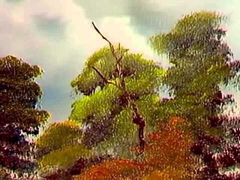 Bob Ross The Joy of Painting Season 4 Episode 8 Wetlands