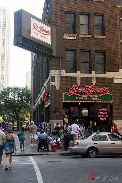Giordanos. THE BEST PIZZA IN THE WORLD. Chicago
