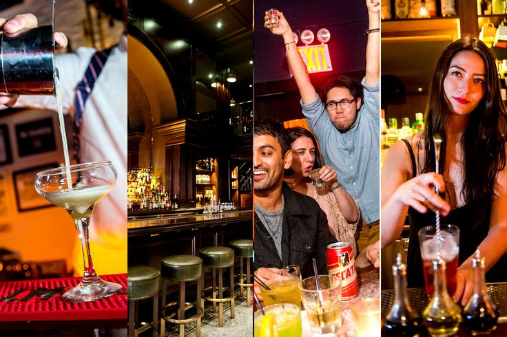Best rock 'n' roll bar: The HiFi Bar, 169 Ave. A If it's rock snobbery and rough riffs you seek, this Alphabet City spot is the place. There are resident DJs and occasional live acts, and the bar p...