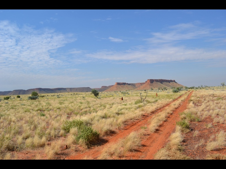 Canning stock route  Western Australia