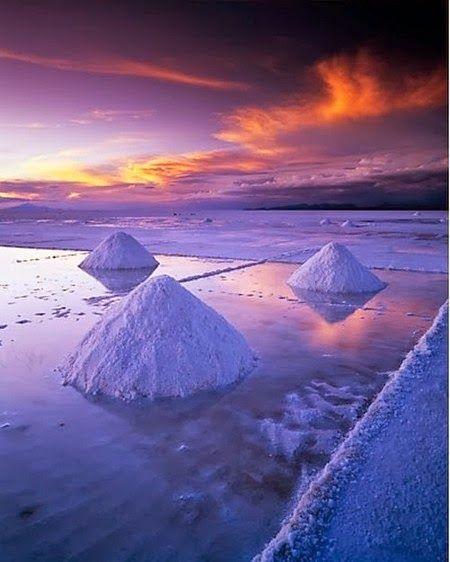 Salar de Uyuni - Bolivia -