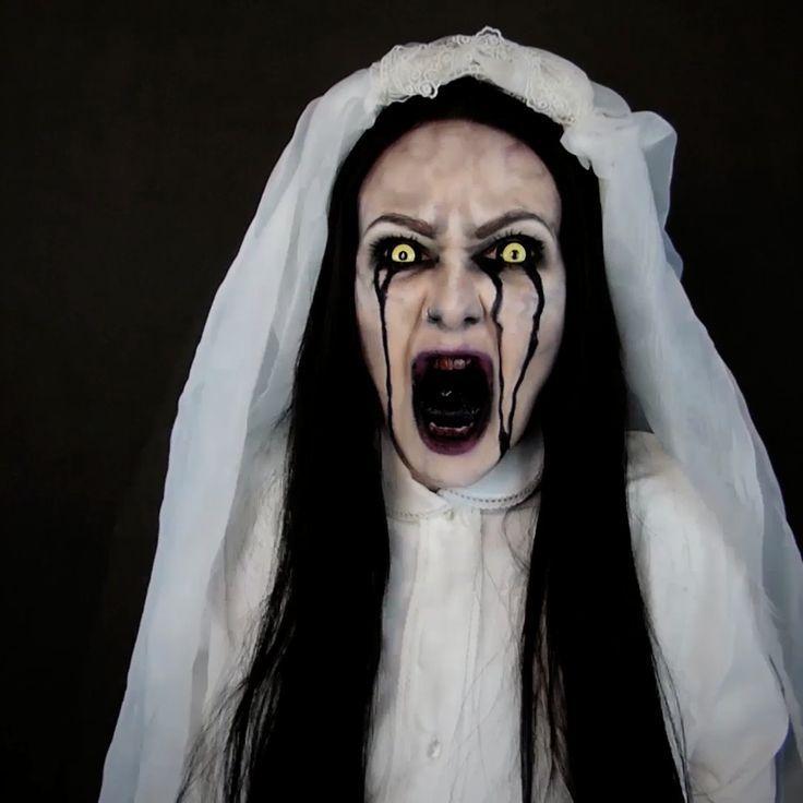 Actriz De Halloween Returns 2020 Pin by Ruth Barnum on Halloween in 2020 | Amazing halloween makeup