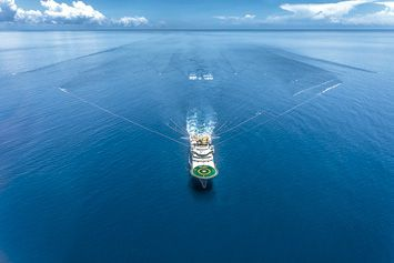 The North Carolina Coastal Federation opposes seismic surveys because of their negative effects on fish, marine mammals and fisheries.