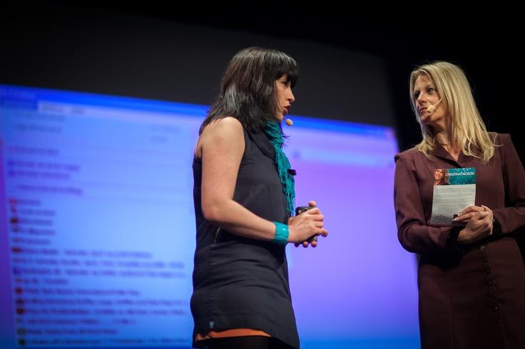 Tanja Parkkila - Dolda Jobb, pratar Sociala Medier