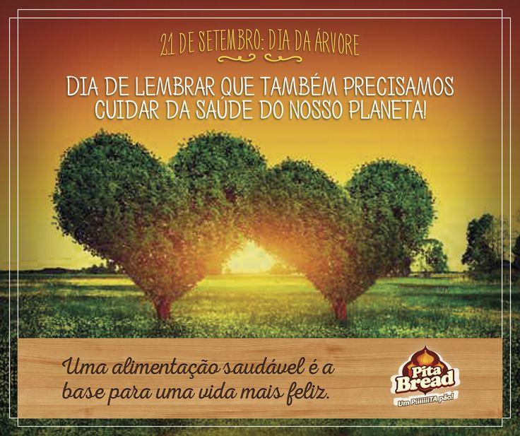 21 de setembro, Dia da Árvore!  #diadaárvore