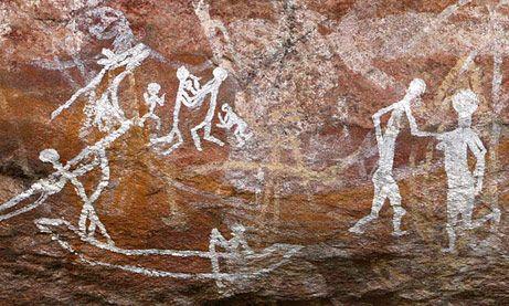 PHOTOS: Unusual Rock Art Trove Found in Australia