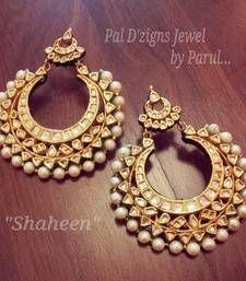Pearls & Kundan- Shaheen