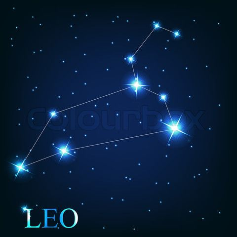 Constellation Leo | Celestial | Pinterest