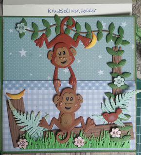 knutsels van zolder: een soort van apendagverblijf!