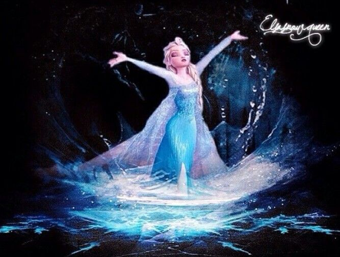 Frozen the movie. Not linked