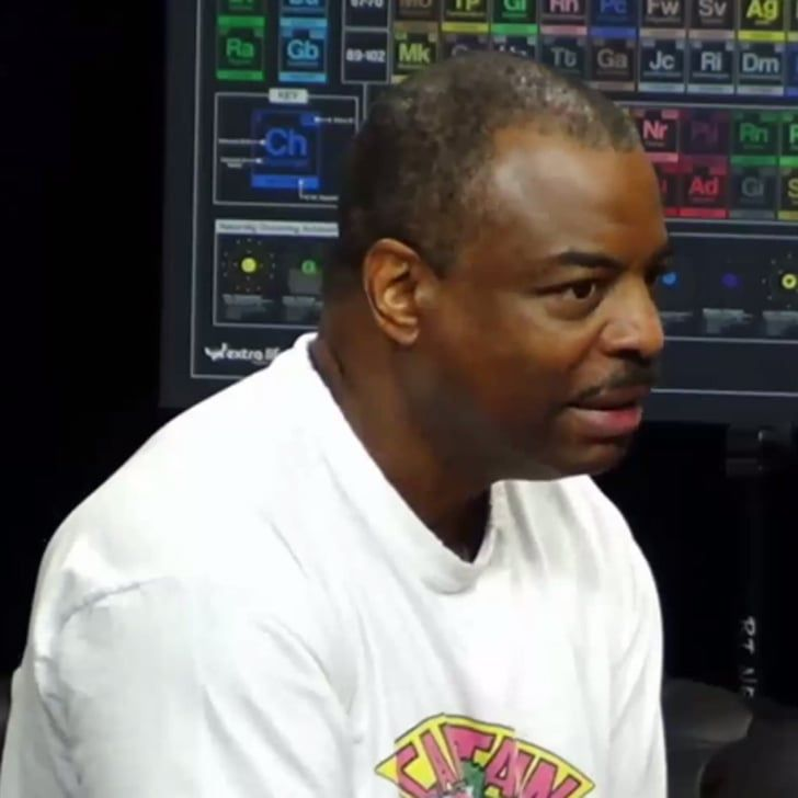 Pin for Later: LeVar Burton's NSFW Reading of Go the F*ck to Sleep Will Make You Laugh Out Loud