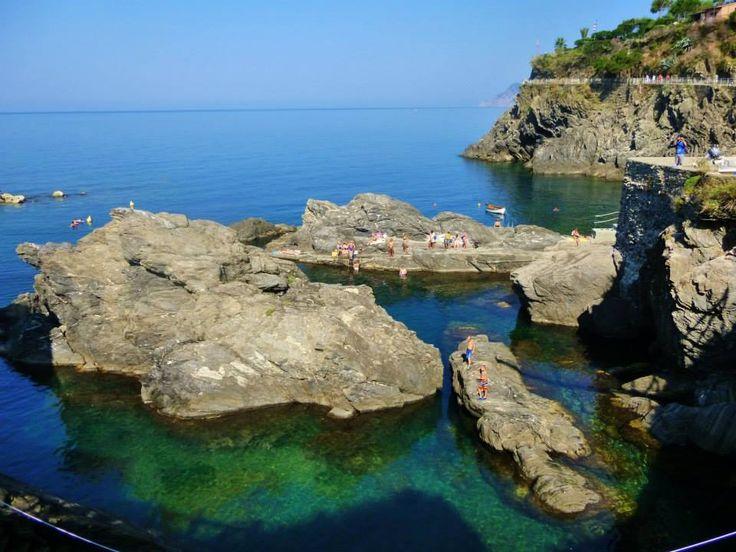 #Cinque Terre, Italy. www.SimpleTravelDeals.com