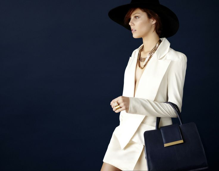 Minya necklace / Mayenne ring / Arouca ring / Park Avenue bag