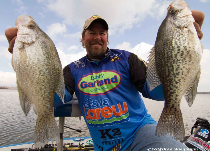 17 best images about bobby garland crappie baits on for Crappie fishing in alabama