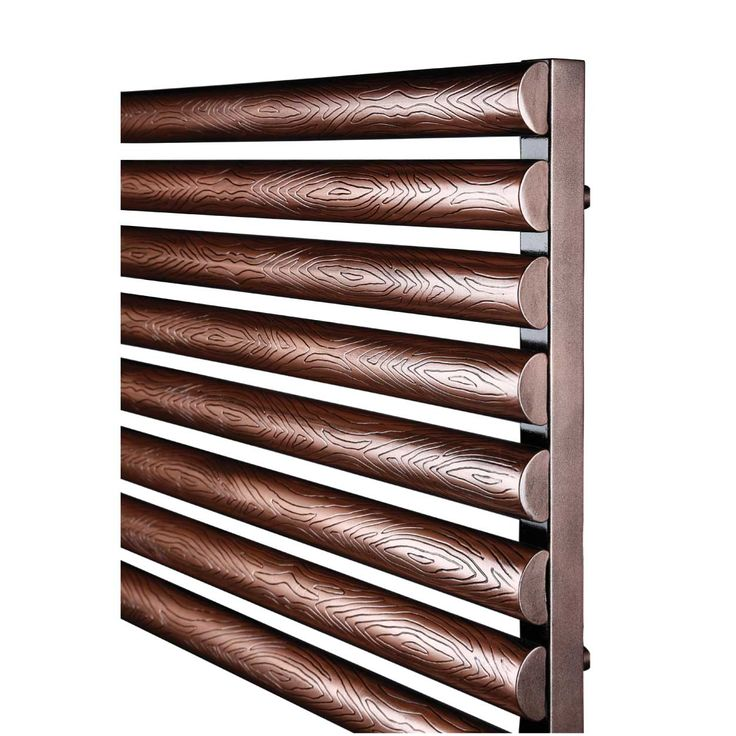 Wood Design Saloon Heated Radiator