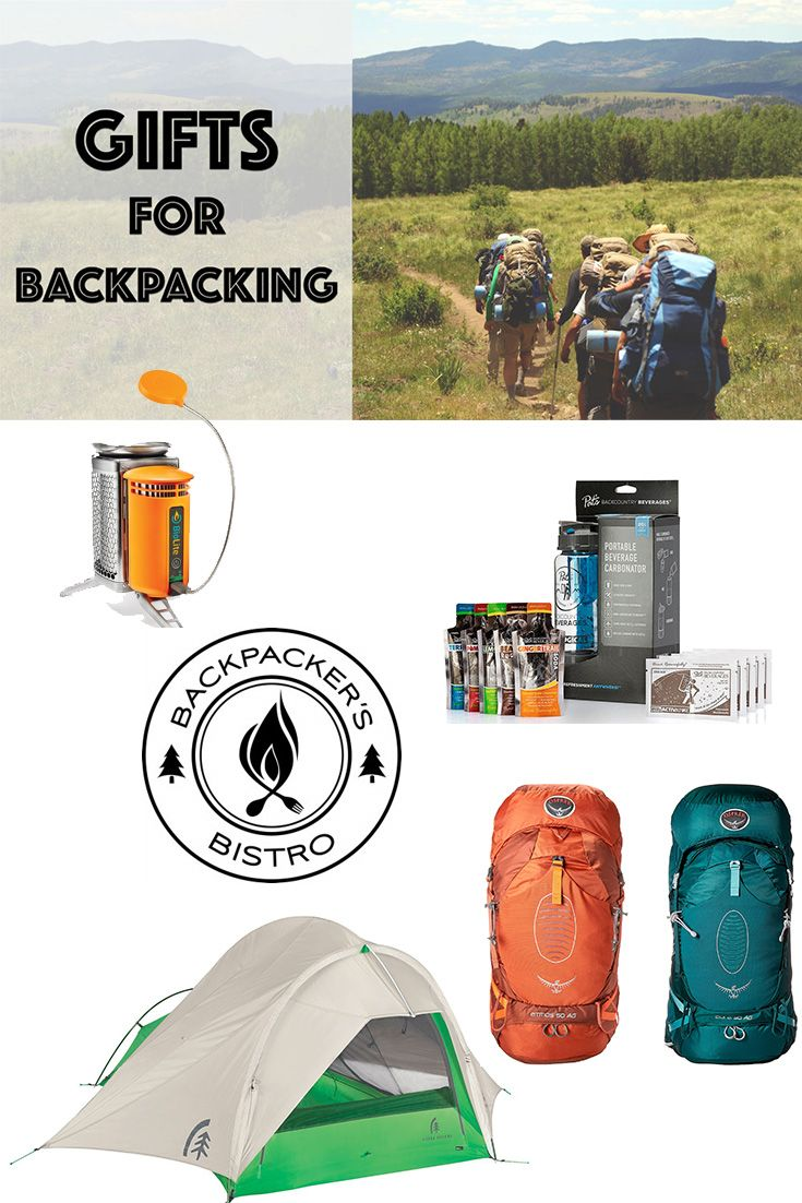 Holiday Gift Ideas for Backpackers and Outdoor Adventurers. #backpacking #hiking #giftguide #giftideas