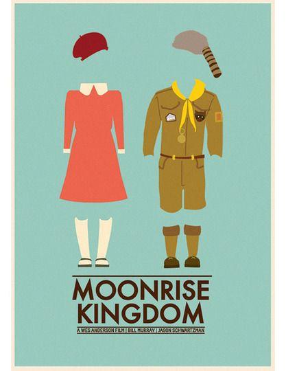 (C) Moonrise Kingdom se passe dans les années 60s/70s. Est-ce l'histoire d'un enfant trop mature (le héro de la fiction) ou d'un adulte qui a gardé ses rêves d'enfant (le réalisateur : Wes Anderson) ? #UneSource