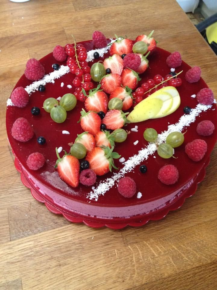 BAVAROIS AUX FRUITS ROUGES1