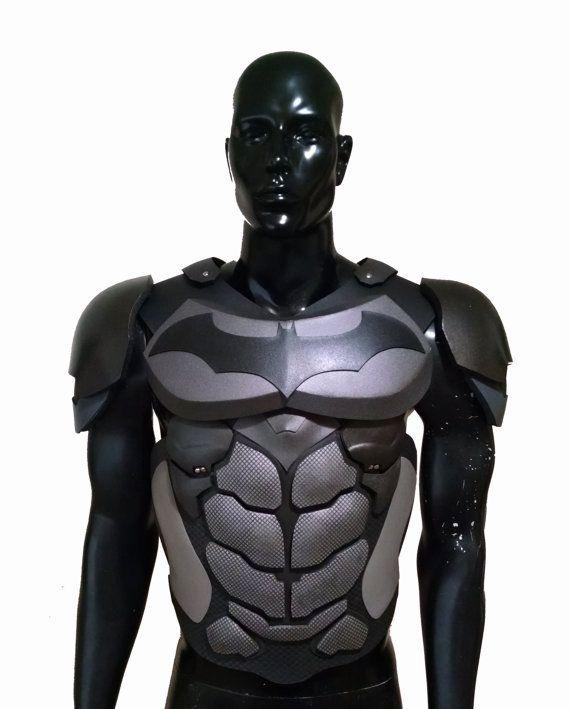 DIY Batman Arkham Knight Foam Armor Tutorial Kit - Includes Patterns, Tutorial…