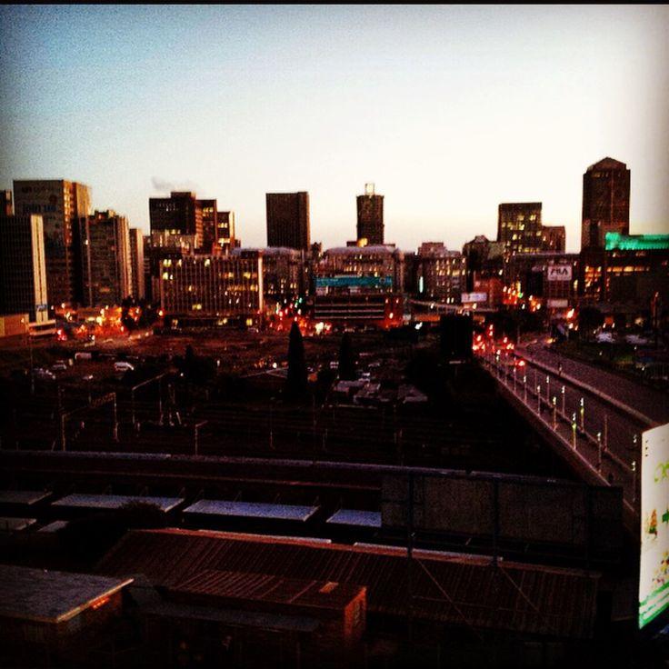 Johannesburg in IGauteng