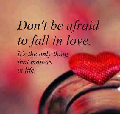 Dont Be Scared To Love Again Abycamp