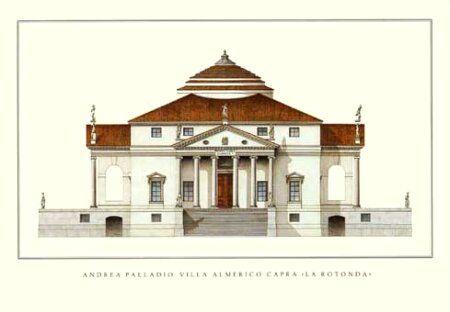 randuwa: Andrea Palladio: Villa Almerico Capra