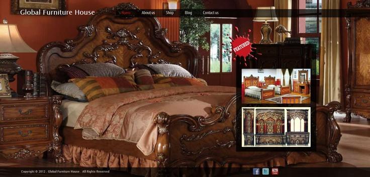 Pakistani Chinioti Furniture House Http