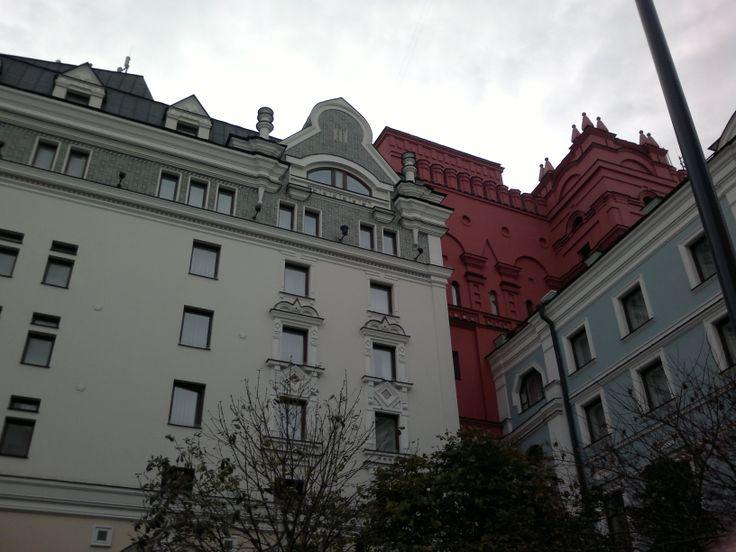 nice buildings !