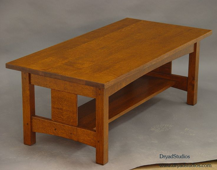 17 best images about coffee and sofa tables on pinterest for Arts and crafts sofa table