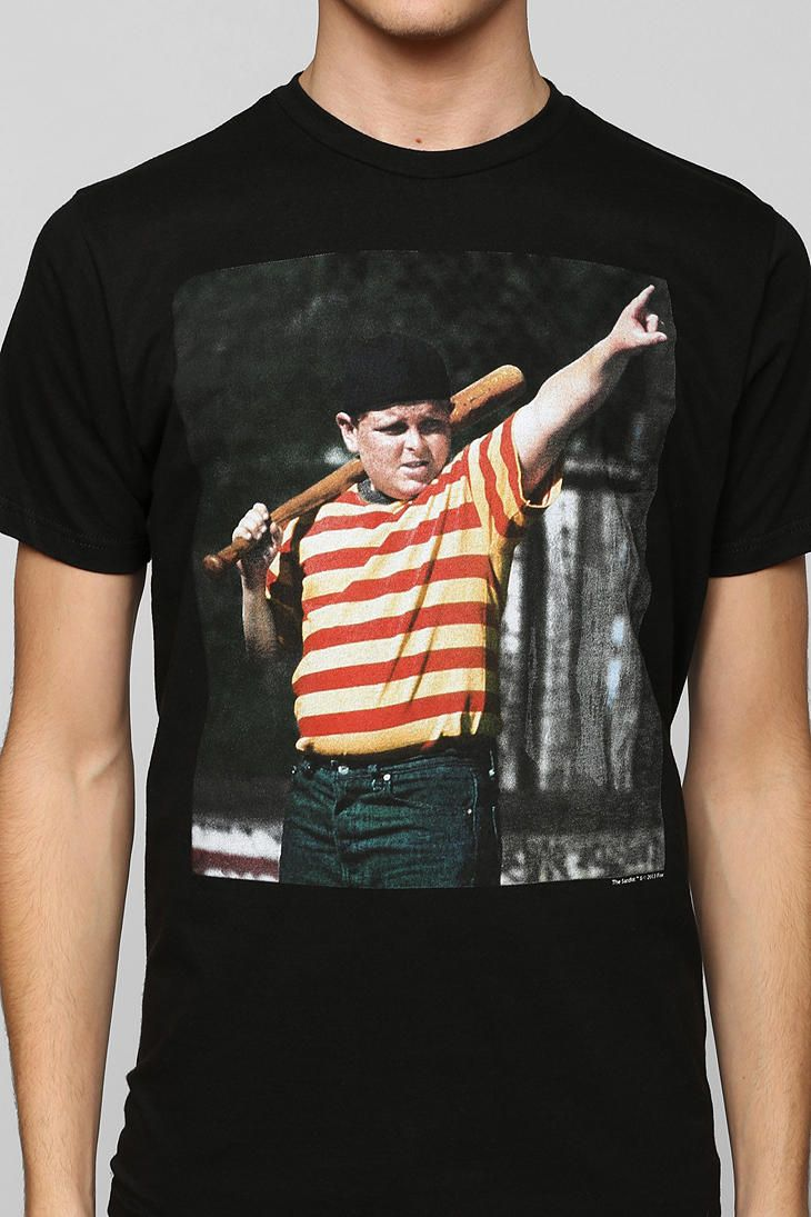 a40dcb2d1 Sandlot Ham Points Tee - Urban Outfitters   My Closet   Mens fashion:__cat__,  The sandlot, Urban outfitters