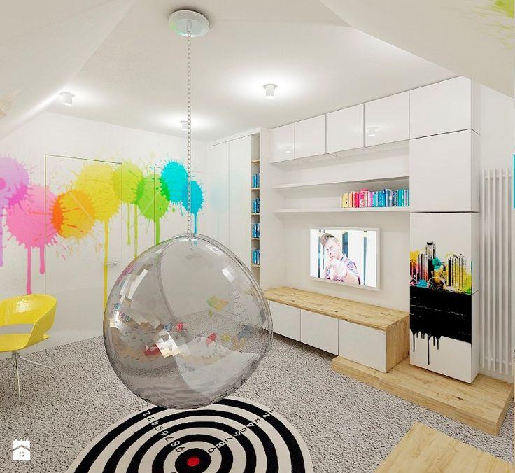 Pokój nastolatki - zdjęcie od 4ma projekt - Pokój dziecka - Styl Nowoczesny - 4ma projekt