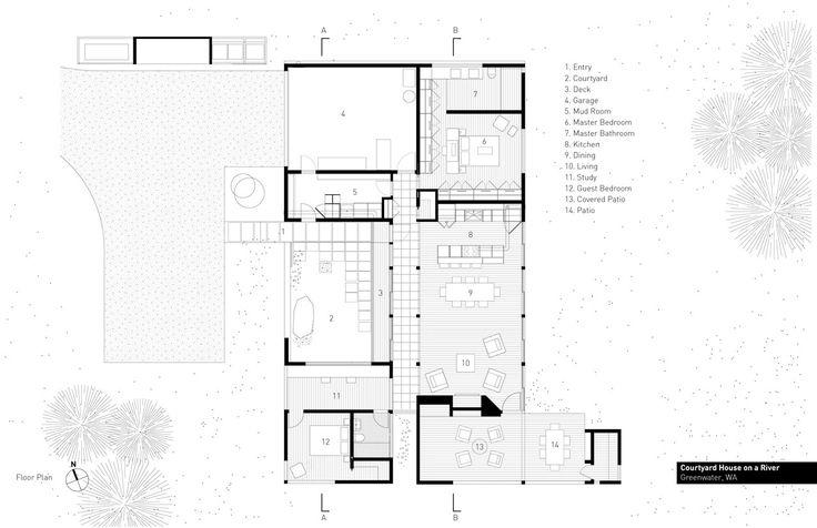 Courtyard-House-Robert-Hutchison-14 - Design Milk