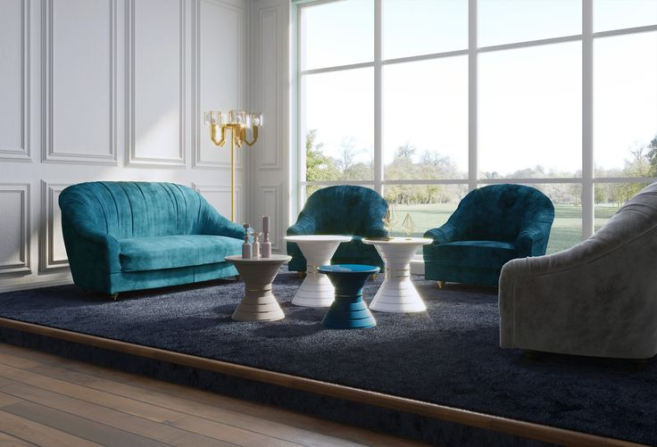 Nuage sofas & armchairs are contemporary and sophisticated seating,  perfect to create a relazing oasis inside your home!