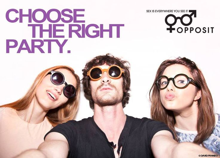 The right party