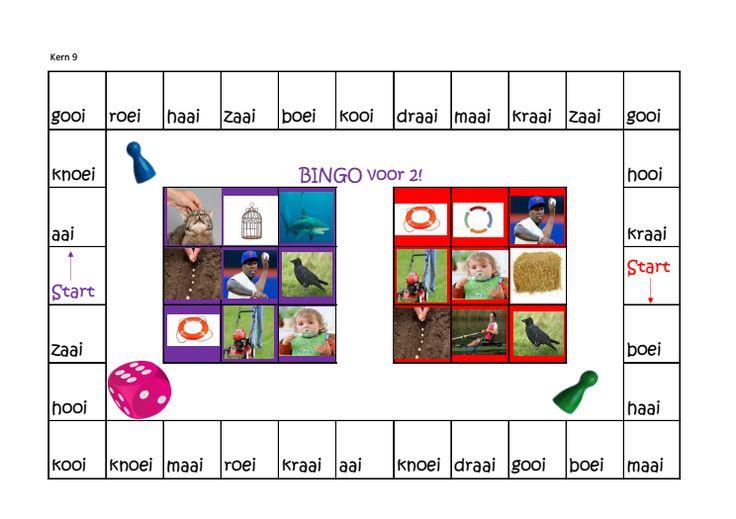In deze link vind je 2 loco bladen en een bingo voor 2 die passen bij kern 9. Veel plezier en ik hoor graag wat je er van vindt!