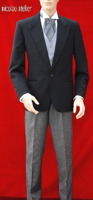 Frac- Evening tail coat mezzo tight