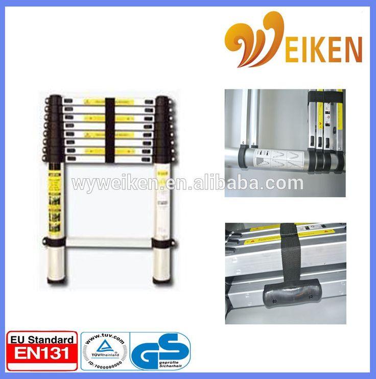 aluminium ladder safety belts EN131 AS/NZS