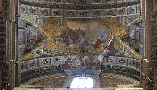 Best images about andrea pozzo on pinterest baroque