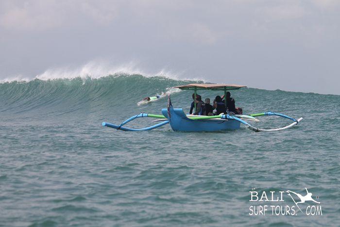 Airport Reef | Bali Surf Tours