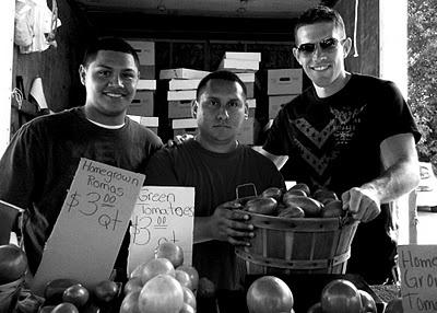 Fulton Street Farmer's Market: Farmers Marketing, Street Farmers