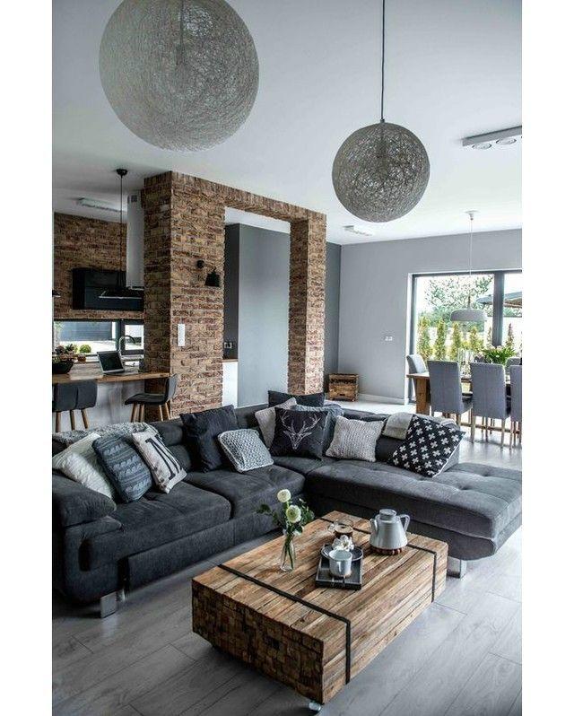 4356 best Vintage Industrial Decor: Living Room images on Pinterest ...