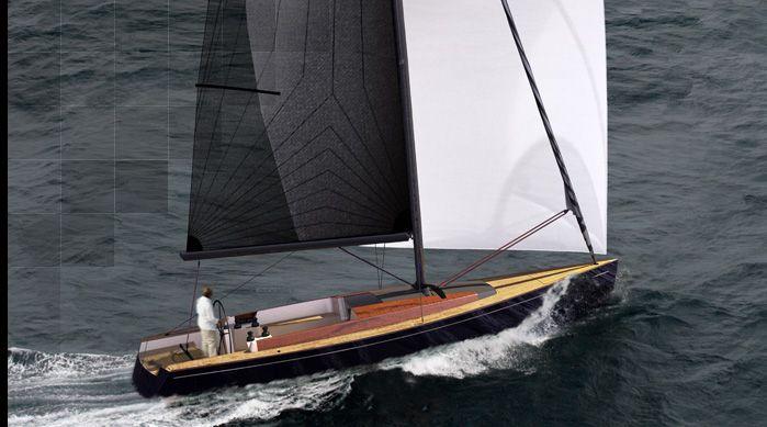 Tofinou 12m Sailing