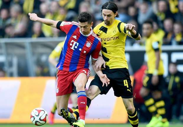 Sbobet Indonesia - Hasil Dortmund Vs Bayern (0-1), Lewandowski Puas - Empat musim berkarir di Signal Iduna Park, Borussia Dortmund masih...