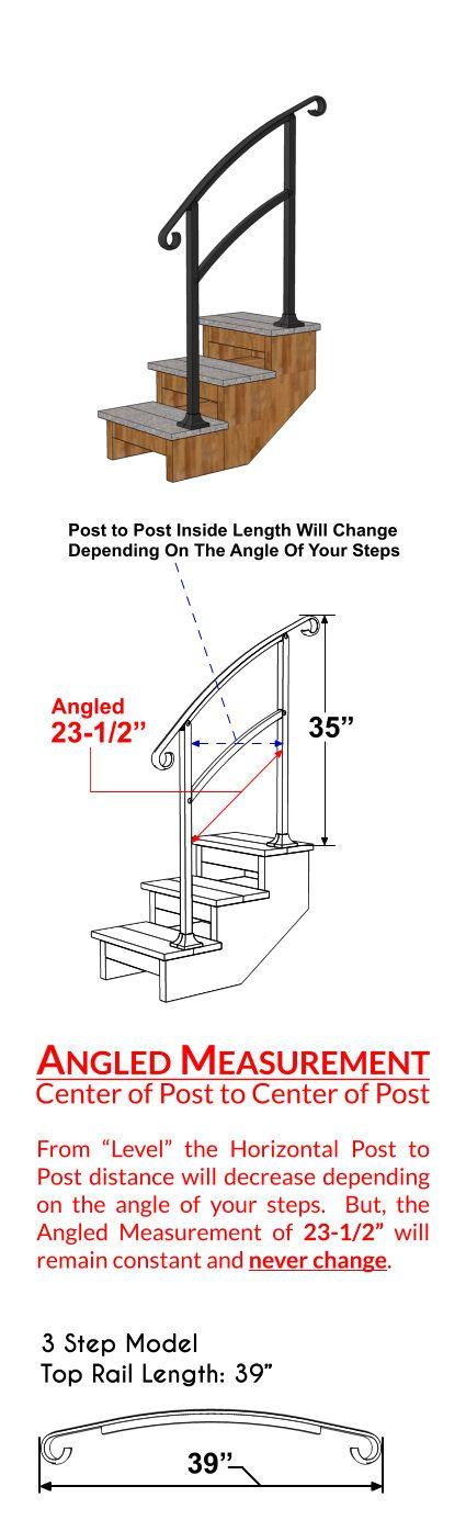 Best Instantrail – The Original Instantly Adjustable Handrail 400 x 300