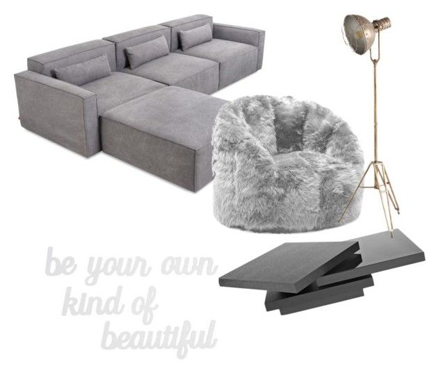 """""""A moderne house is a happy house"""" by yangui-sarra on Polyvore featuring interior, interiors, interior design, maison, home decor, interior decorating, Gus* Modern, Comfort Research, PBteen et modern"""