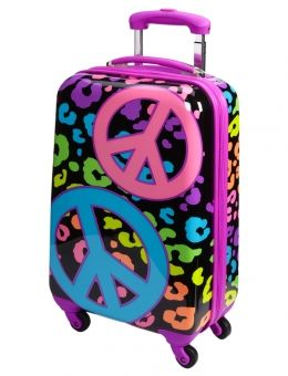 justice for girls suitcases | ... Suitcase | Girls Totes & Duffles Fashion Bags & Totes | Shop Justice